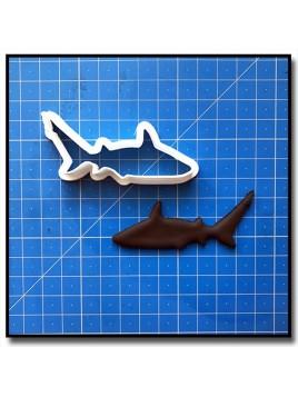 Requin 202 - Emporte-pièce pour pâtes à sucre et sablés sur le thème Mer & Océan