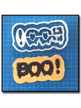 Boo ! 101 - Emporte-pièce en Kit pour pâtes à sucre et sablés sur le thème Halloween