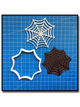 Toile d'araignée 101 - Emporte-pièce en Kit pour pâtes à sucre et sablés sur le thème Halloween