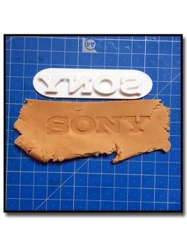 Sony Logo 301 - Tampon pour pâtes à sucre et sablés sur le thème Jeux Vidéos