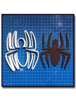 Araignée 202 - Emporte-pièce pour pâtes à sucre et sablés sur le thème Super-Heros
