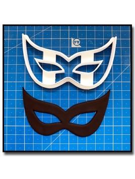 Masque de Venise 201 - Emporte-pièce pour pâtes à sucre et sablés sur le thème Bal masqué