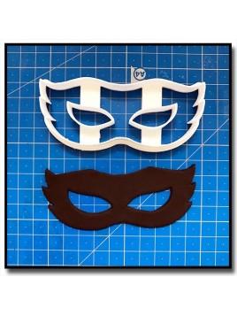 Masque de Venise 203 - Emporte-pièce pour pâtes à sucre et sablés sur le thème Bal masqué