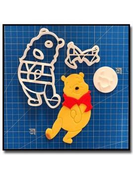 Winnie L'ourson 101 - Emporte-pièce en Kit pour pâtes à sucre et sablés sur le thème Winnie l'ourson