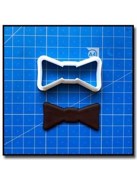 Nœud Papillon 201 - Emporte-pièce pour pâtes à sucre et sablés sur le thème Moustache & Noeud Pap