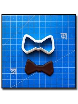 Nœud Papillon 202 - Emporte-pièce pour pâtes à sucre et sablés sur le thème Moustache & Noeud Pap