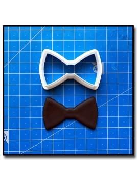 Nœud Papillon 205 - Emporte-pièce pour pâtes à sucre et sablés sur le thème Moustache & Noeud Pap