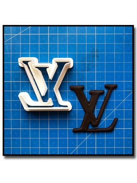 LV Logo 201 - Emporte-pièce