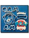 Pat Patrouille Logo 101 - Emporte-pièce en Kit