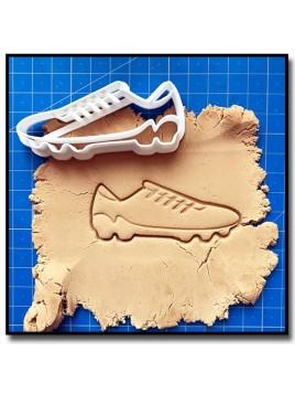 Crampons de Football 001 - Emporte-pièce pour pâtes à sucre et sablés sur le thème Football