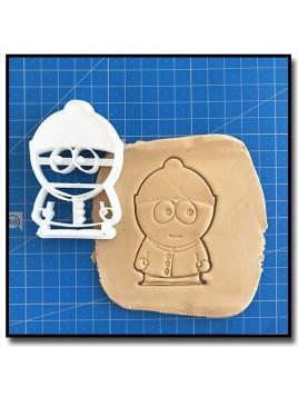 Stan 001 - Emporte-pièce pour pâtes à sucre et sablés sur le thème South Park