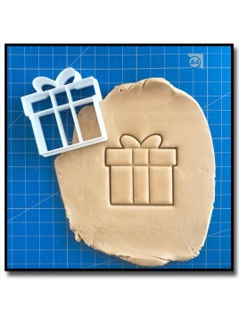 Cadeaux 001 - Emporte-pièce pour pâtes à sucre et sablés sur le thème Noël