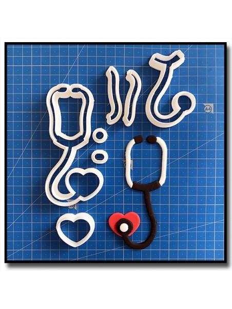 Stéthoscope 101 - Emporte-pièce en Kit