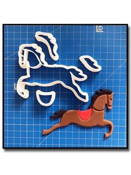 Cheval à Carrousel 101 - Emporte-pièce en Kit pour pâtes à sucre et sablés sur le thème Cirque