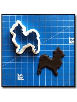 Chihuahua 201 - Emporte-pièce pour pâtes à sucre et sablés sur le thème Chiens & Chats