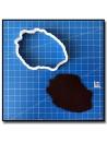 Ile de la Réunion 201 - Emporte-pièce