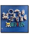 One Piece Logo 101 - Emporte-pièce en Kit