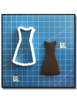 Robe 202 - Emporte-pièce pour pâtes à sucre et sablés sur le thème Vêtements