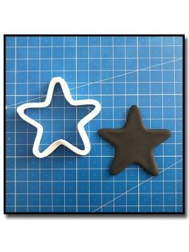 Étoile de mer 201 - Emporte-pièce pour pâtes à sucre et sablés sur le thème Mer & Océan
