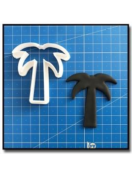 Palmier 201 - Emporte-pièce pour pâtes à sucre et sablés sur le thème Tropical