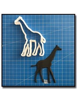 Girafe 201 - Emporte-pièce pour pâtes à sucre et sablés sur le thème Safari