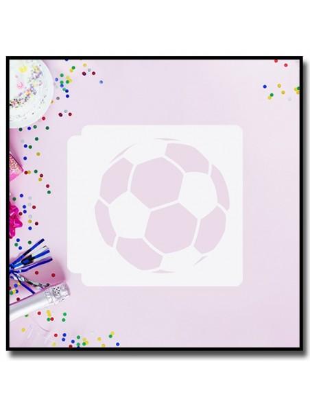 Ballon de Football 902 - Pochoir