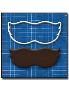 Masque de Venise 207 - Emporte-pièce pour pâtes à sucre et sablés sur le thème Bal masqué