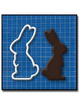 Lapin 202 - Emporte-pièce pour pâtes à sucre et sablés sur le thème Pâques / Printemps