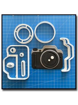 Appareil Photo 101 - Emporte-pièce en Kit pour pâtes à sucre et sablés sur le thème Films, Cinéma et TV