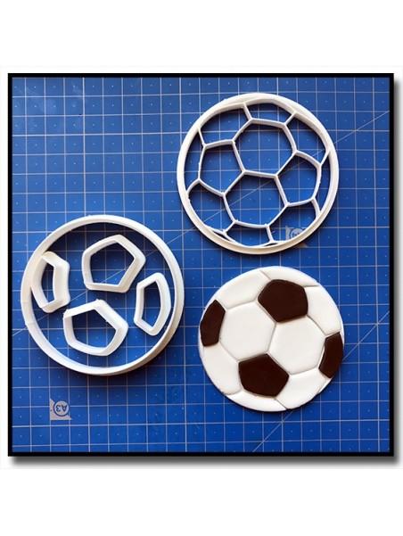 Ballon de Football 101 - Emporte-pièce en Kit