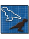 Tyrannosaure, dinosaure 201 - Emporte-pièce